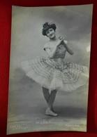 Cpa Fantaisie / Femme Actrice Théâtre / Melle Crosty - Femmes