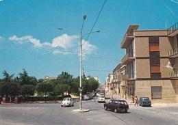 (C613) - MARTANO (Lecce) - Uno Scorcio Del Paese Con Il Lato Nord Della Villa Comunale - Lecce