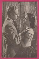 ABRANTES, Cine Teatro Da Misericordia, 1946, VER VERSO, Postal Publicitário, (Gone With The Wind, Movie ) Portugal - Santarem