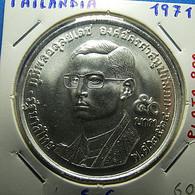 Thailand 50 Baht 1971 Silver - Thailand