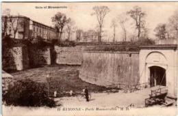 51ga 1450 CPA - BAYONNE - PORTEMOUSSEROLLES - Bayonne