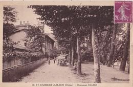 26-003............ST RAMBERT D ALBON...RESTAURANT D OLLIER - France