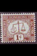 HONGKONG HONG KONG [Dienst] MiNr 0001 X ( **/mnh ) - Other