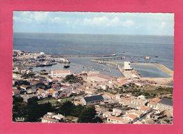 85 Vendée, ILE D'YEU, Port Joinville, Vue Générale, (Théojac) - Ile D'Yeu
