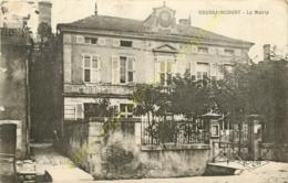 55.  GOUSSAINCOURT .  La Mairie . - France
