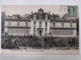 Isches. Préventorium Pour Garçons - Andere Gemeenten