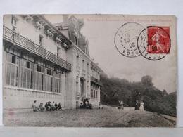 Isches. Terre Plein Du Sanatorium D' Isches. Fondation Marie Chauvière - Andere Gemeenten