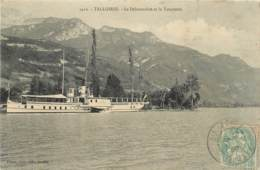 74 - TALLOIRES - Talloires