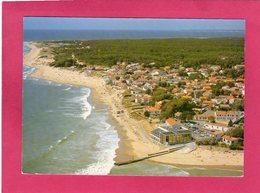 85 Vendée, LA TRANCHE SUR MER, Vue Aérienne, La Plage, (Combier) - La Tranche Sur Mer