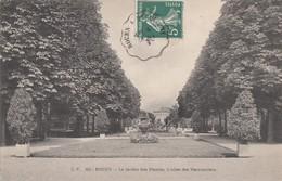 SEINE MARITIME CP 1908 ROUEN A SERQUIGNY CONVOYEUR DE LIGNE - 1877-1920: Semi-moderne Periode