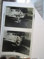 Lot De 17 Négatifs Photos  Dont Automobile à Identifier  - Années 30 -    BE - Automobili