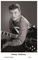 JOHNNY HALLYDAY - French Singer PHOTO POSTCARD - 1506/35 Swiftsure Postcard Edition Year 2000 - Artistes