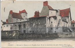 03. Allier :   Cusset  Batiment Et Donjon ... - Andere Gemeenten