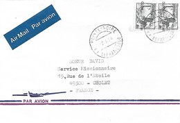 Lettre Du Congo - Usati