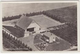 Akkerbouwbedrijf, N.O. Polder  - (Emmeloord 1955) - N.V. Luchtfoto, Leidschendam - Emmeloord