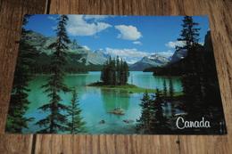 3761-         CANADA, ALBERTA, MALIGNE LAKE, JASPER NATIONAL PARK - Jasper