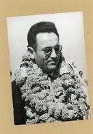 Photo De Presse ALGERIE  BENYOUCEF BENKHELDA . BEN KHEDA  Militant Pour L'indépendance De L'ALGERIE   En 1961 - Places