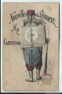 Lyon Carte à Système Nouvelle De Ma Garnison,voir état - Régiments