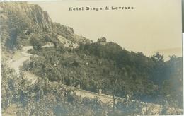 Lovran 1912; Hotel Draga Di Lovrana - Not Circulated.(Erich Bährendt - Abbazia) - Croatia