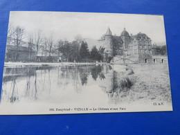 095. VIZILLE - Le Château Et Son Parc - Vizille