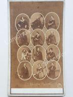 Photo CDV- Théatre Italien - Anciennes (Av. 1900)