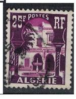 ALGERIE           N°  YVERT   :    314   A     ( 1 )   OBLITERE       ( OB   6/ 25 ) - Gebraucht