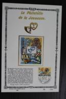 1944 'Tintin' - Sonstamp Feuillet De Luxe - Tirage Limité à 400 Exemplaires! - Cartes Souvenir