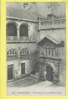 * Granada (Andalucia - Espana) * (Andres Fabert, Editor Valencia, Nr 65) Exterior De La Capilla Real, Chapelle, Old - Granada