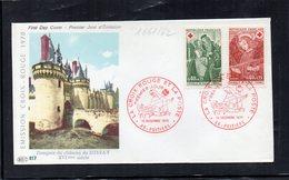 PREMIER JOUR - 1661/62 - Croix-Rouge - 1970-1979