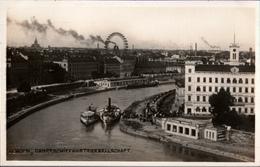 ! Alte Ansichtskarte Wien, Donau Dampfschiffahrtsgesellschaft, Österreich - Wien Mitte