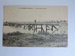 CORDEMAIS - Le Pont Sur La Loire Ref A0282 - France