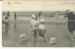 La Panne Les Petites Cabines   (4189) - De Panne
