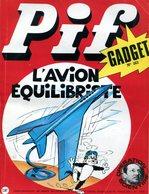 Pif Gadget N°162 - Teddy Ted - Rahan - Pif Gadget
