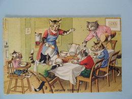 Les Enfants Terribles - Carte BELGE - Illustrators & Photographers