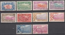 Du N° 109 Au N° 118 - O - ( C 1510 ) - Réunion (1852-1975)