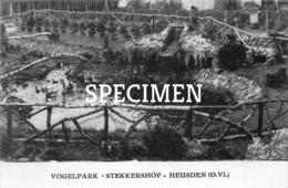 Vogelpark Stekkershof - Heusden - Destelbergen