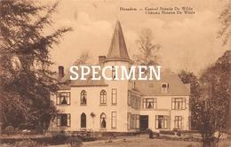 Kasteel Notaris De Wilde - Heusden - Destelbergen