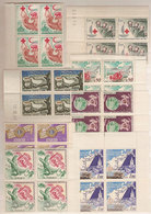 (Fb).Monaco.1963.-11 Serie Complete In Quartine,nuove,gomma Integra,MNH (3 Scan) (31-20) - Neufs