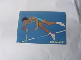 Carte Postale Athlétisme - Ferenc Salbert - Atletica