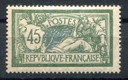 RC 17116 FRANCE COTE 35€ N° 143 - 45c MERSON NEUF * TB MH VF - France