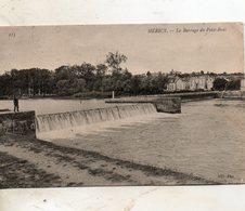 Héricy -   Le  Barrage  Du  Petit - Bras. - France