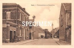 Gemeentehuis En Omgeving - Impe - Lede