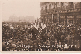 Limoges Funerailles - Limoges