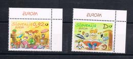 Slovenia 2010 Tucan Bird Europa CEPT MNH - Uccelli