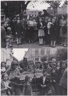 54. Gf. LUNEVILLE. Evènements 1944-1994. 2 Cartes N° 35 & 36 - Luneville