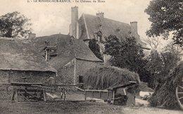 Le Minihic Sur Rance (35) - Le Château Du Houx. - Autres Communes