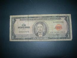 Rep. Dominicana 1 Peso - Dominicana