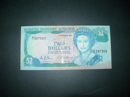 Bermude 2 Dollars - Bermudes