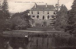 Le Minihic Sur Rance (35) - Le Château De Saint Buc. - Autres Communes