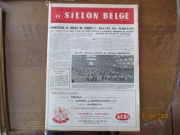 LE SILLON BELGE DU 10 SEPTEMBRE 1955 60me CONCOURS NATIONAL DU CHEVAL DE TRAIT BELGE REPRODUCTEURS UN REGAIN DE NOBLESSE - Animals